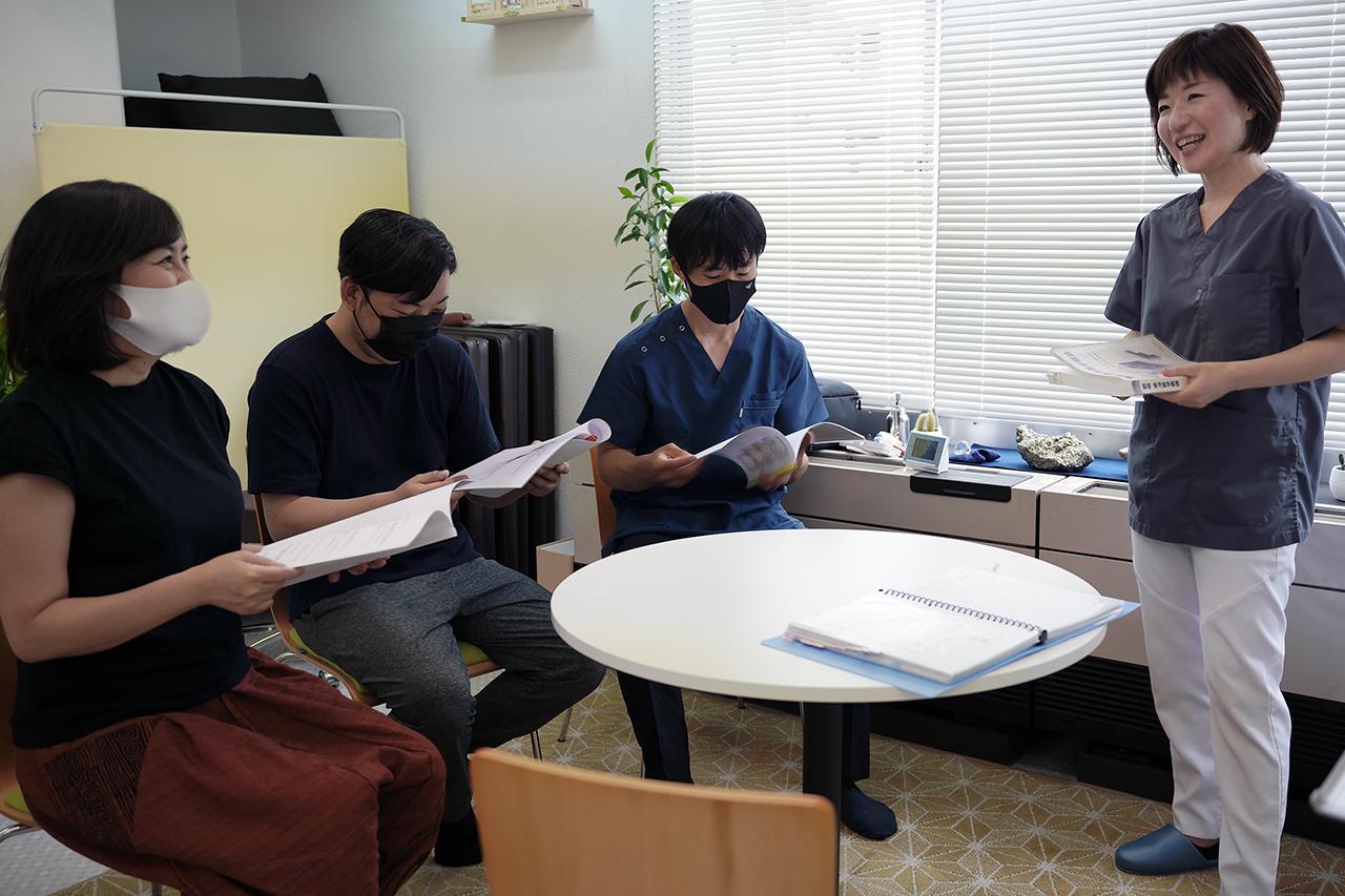 現場で必要な解剖学・東洋医学臨床論