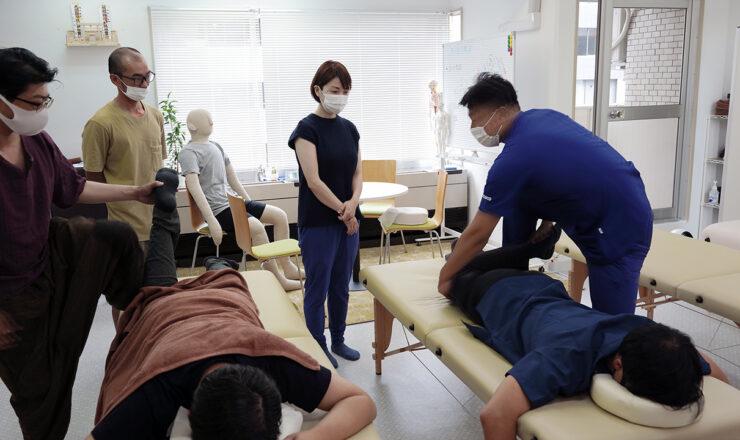 疼痛療術師コース 整体の実学