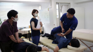 痛療術師コース 整体の実学