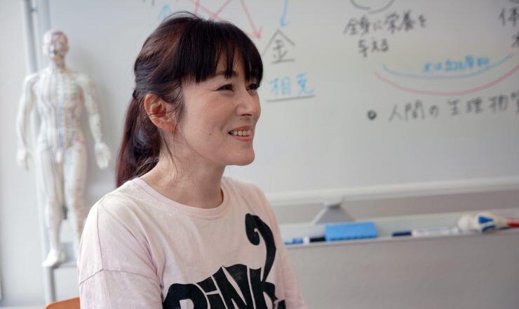 本田さん 卒業生の声