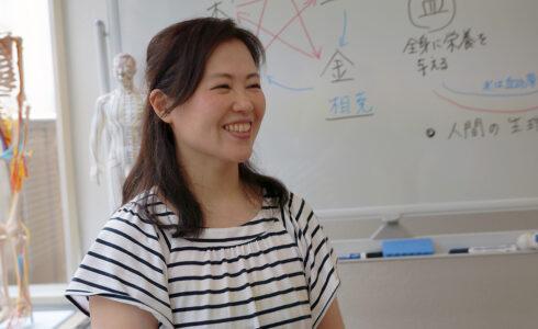 生井さん 卒業生の声